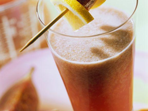 Feigen-Molke-Drink