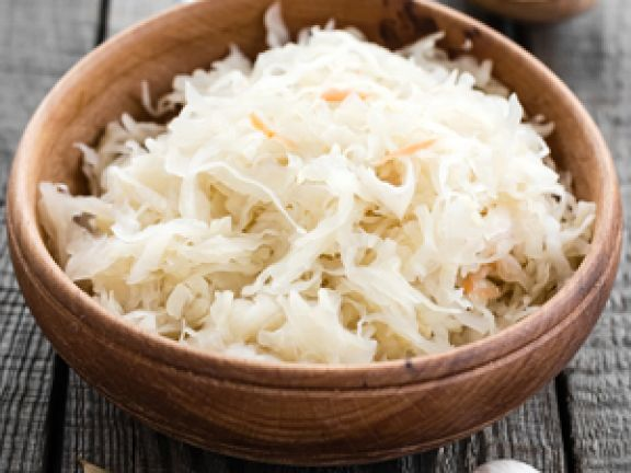 Sauerkraut zählt zu den fermentierten Lebensmitteln © Sunny Forest - Fotolia.com