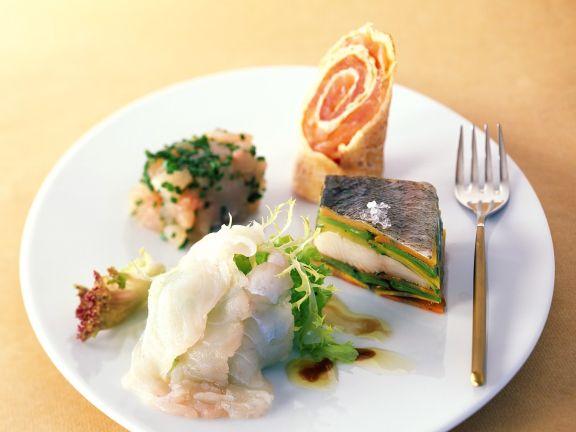 Fisch-Vorspeise