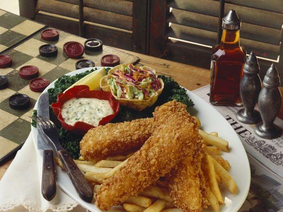 Fish und Chips