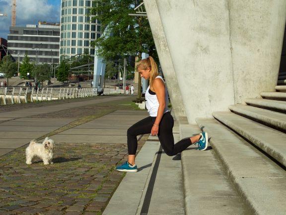 Fitmelonie Workout in Hamburg
