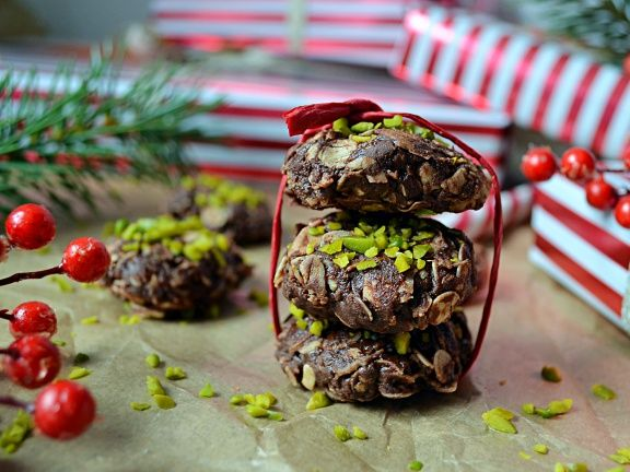 Fitmelonies zuckerfreie Weihnachtskekse