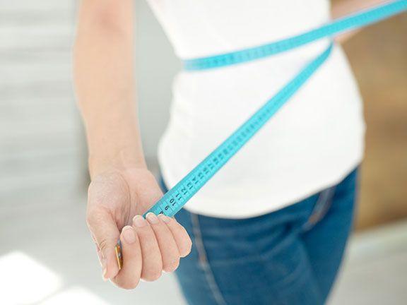 Wie man fette Beine und schlanken Bauch bekommt