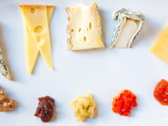 Auch Käse eignet sich hervorragend fürs Food Pairing. © EvanTravels - Fotolia.com