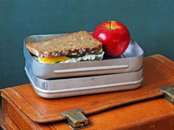 So packen Sie die optimale Pausen-Snackbox © photophonie - Fotolia.com