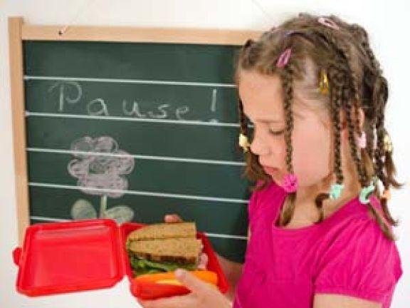 Das richtige Pausenbrot für Ihr Kind © st-fotograf - Fotolia.com
