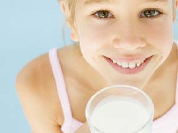Milch: Eines der besten Guten Nacht-Lebensmittel für Kinder