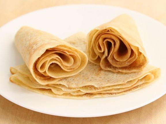 Französische Pfannkuchen (Crepe)