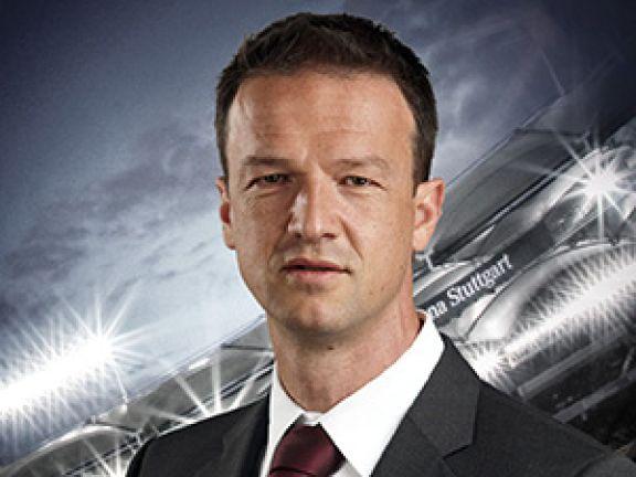 Fredi Bobic ist Sportdirektor beim VfB Stuttgart. ©VfB Stuttgart