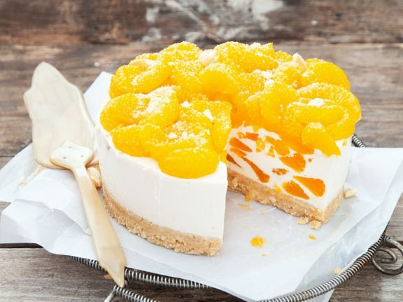 Frischkase Mandarinenkuchen Rezept Eat Smarter