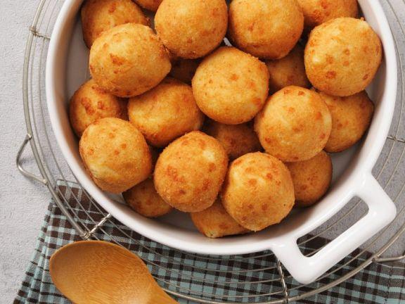 Frittierte Kartoffelbällchen