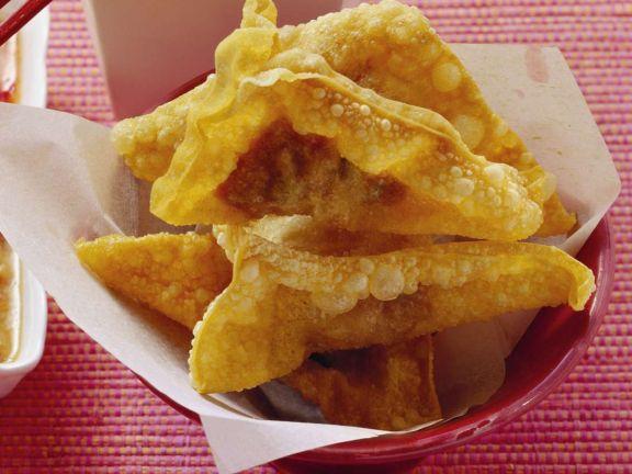 Frittierte Wan Tans