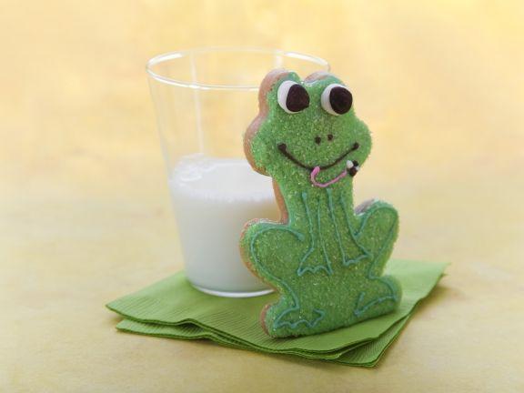 Frosch-Keks