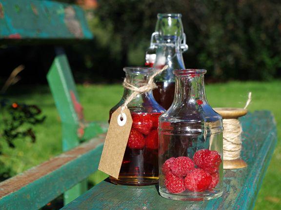 Fruchtessig selber machen