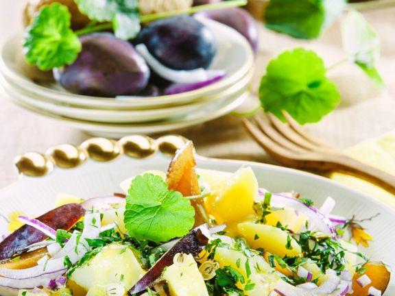 Fruchtiger Kartoffelsalat