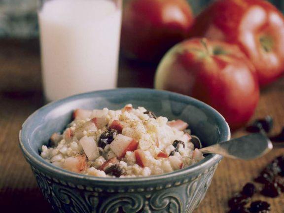 Früchte-Reis