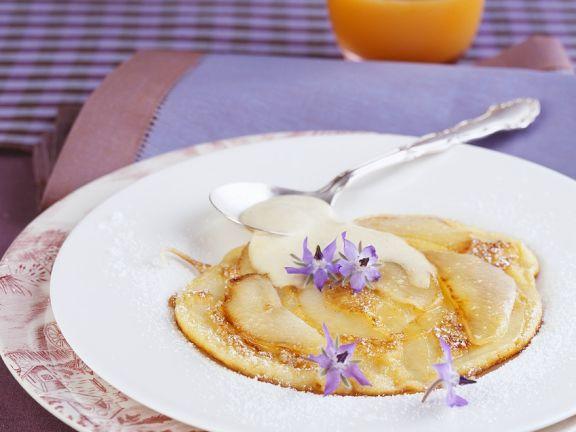 Früchtepfannkuchen