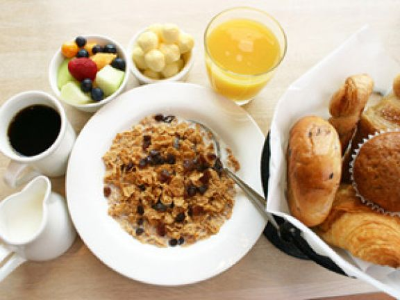 Gesünderes Frühstück