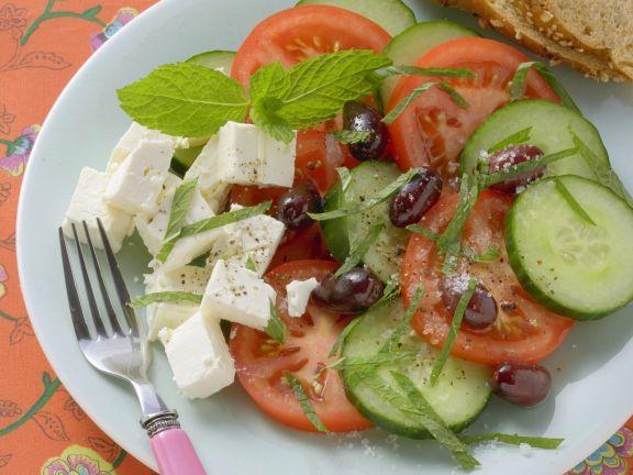 Frühstück nach türkischer Art