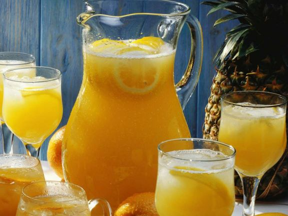 Fruity Summer Fizz