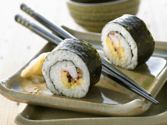 Futomaki-Sushi