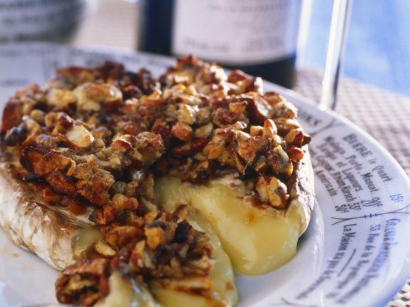 Gebackene Camembert