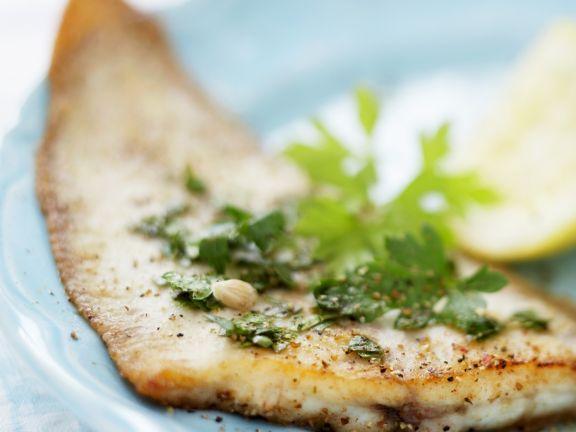 Gebratenes Schollenfilet Rezept Eat Smarter