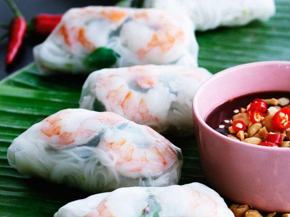 Gemüse in Teig ausgebacken (Asien)