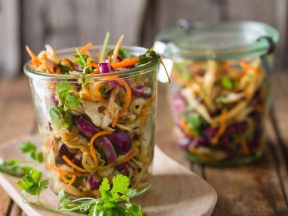Gemüse-Kimchi