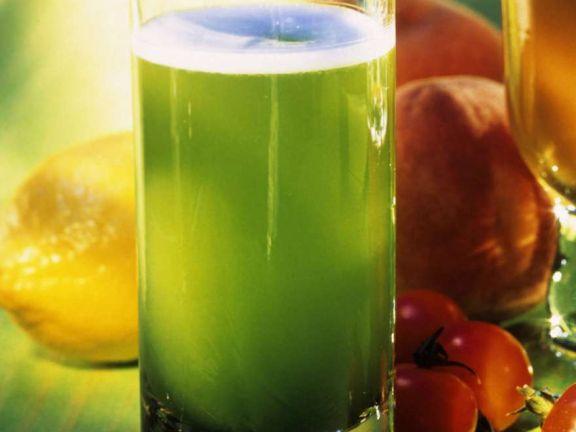 Gemüse-Kräuter-Drink