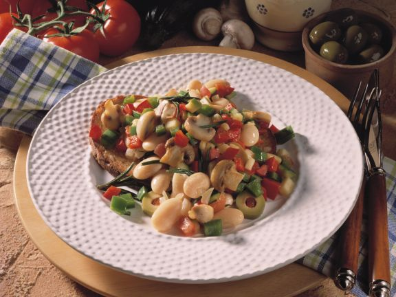 Gemüse-Ratatouille