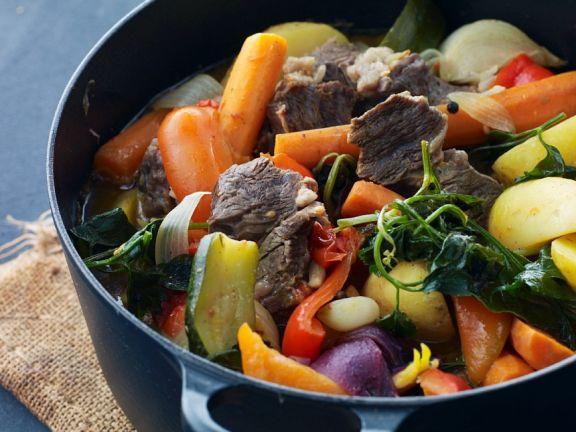 Rezepte rindfleisch und gemuse