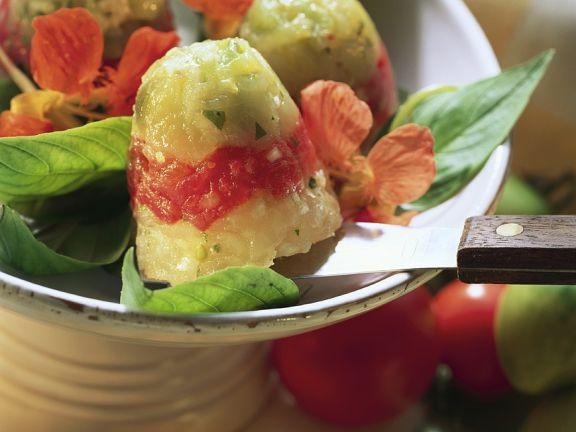 Gemüse-Sülze