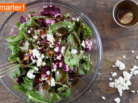 Gerösteter Rote-Bete-Salat