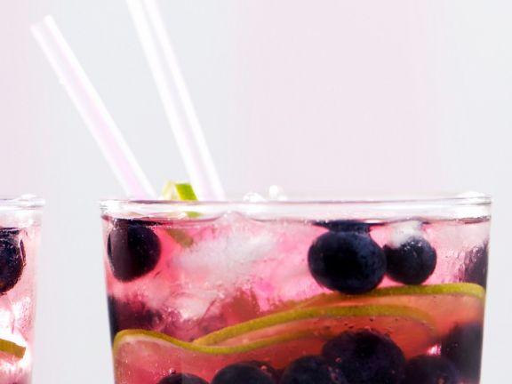 Gin Tonic mit Früchten