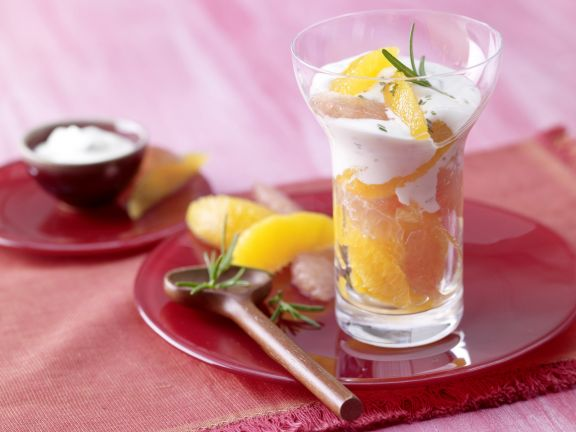 Grapefruit-Orangen-Salat