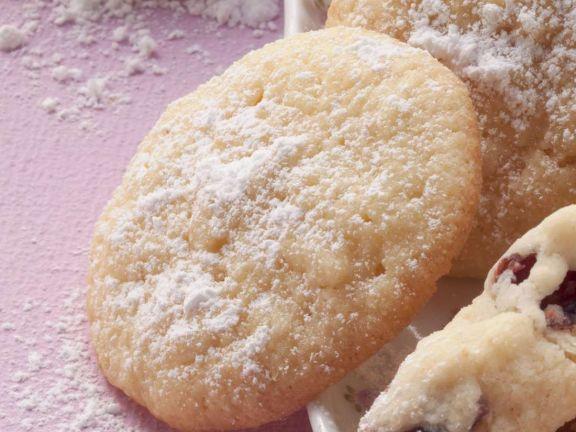 Grieß-Kekse