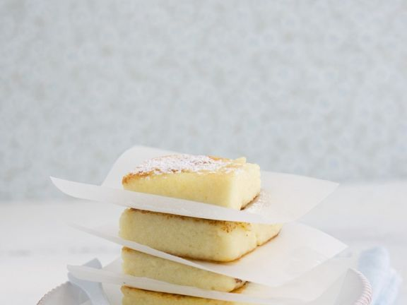 Grieß-Quarkkuchen