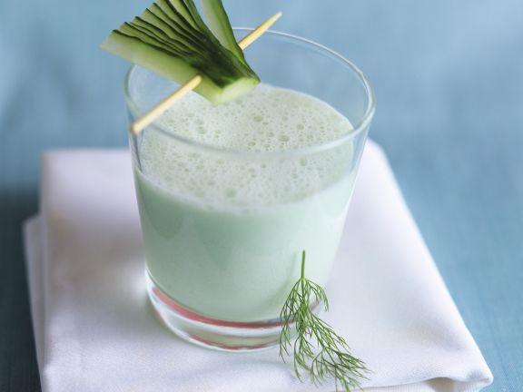 gurken drink mit wasabi rezept eat smarter. Black Bedroom Furniture Sets. Home Design Ideas