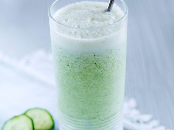 Gurken-Joghurt-Smoothie