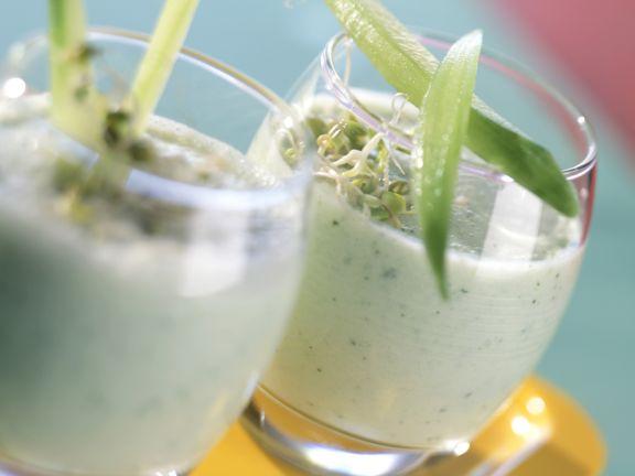 Gurken-Minze-Drink