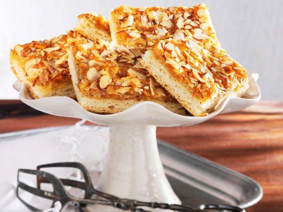 Haselnuss-Marzipankuchen