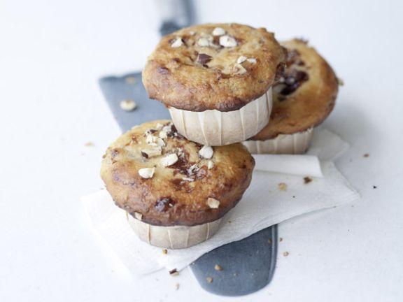 Haselnuss-Muffins nach Christian Rach