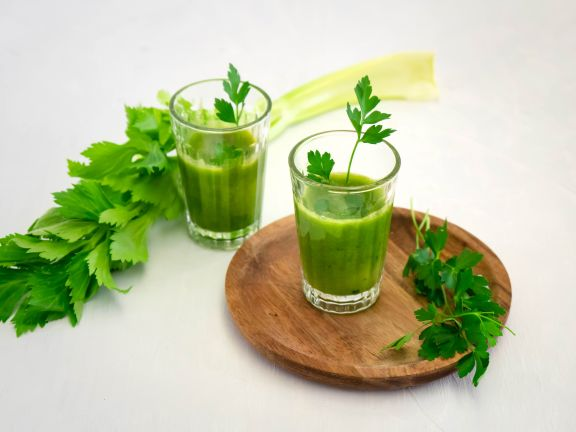 Healthy Green-Shot