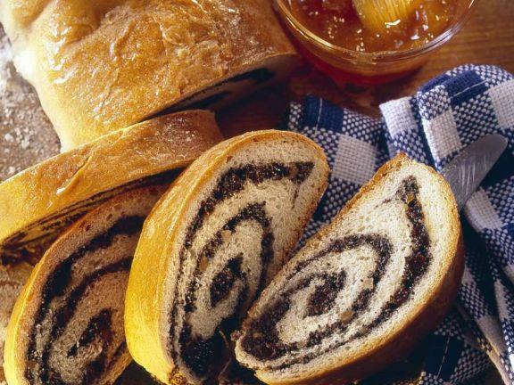 Hefe-Mohnkuchen
