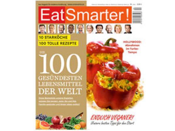 Das neue EAT SMARTER-Magazin Nr. 4/14