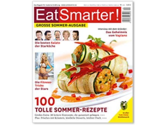 EatSmarter Heft 4 / 2013
