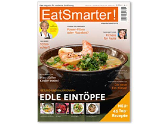EatSmarter Heft 6 / 2011