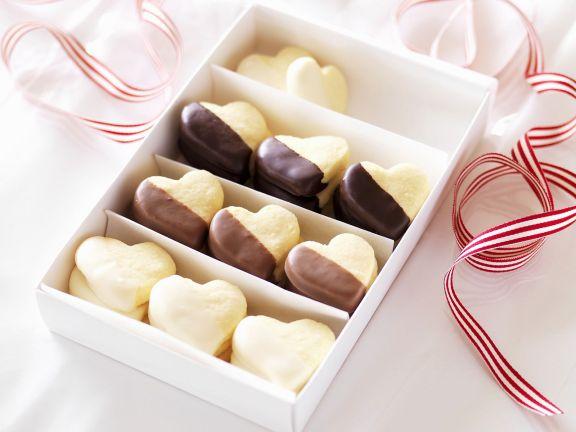 Herz-Kekse