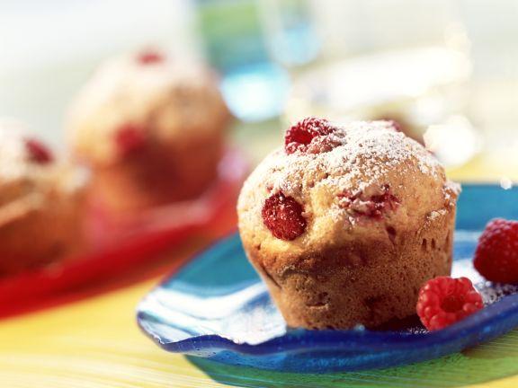 Rezept himbeer muffins vegan
